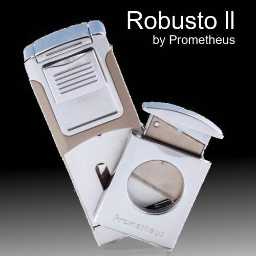 Robusto II Lighter