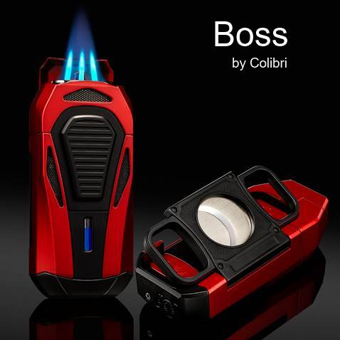 Colibr Boss Lighter