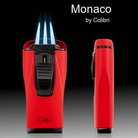 Monaco Lighter by Colibri