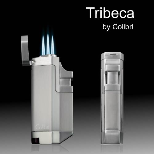 Colibri Tribeca Triple-Flame Lighter